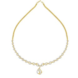 DIAMOND NECKLACE KK-143N