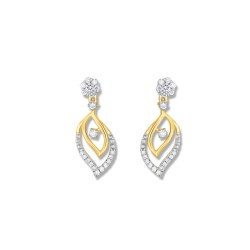 DIAMOND EARRING KK-366E