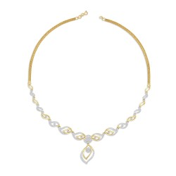 DIAMOND NECKLACE KK-366N