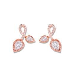 DIAMOND EARRING KK-58E