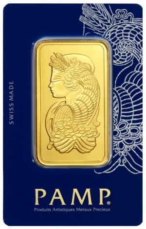 100 GRAMS GOLD BAR