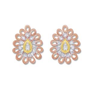 DIAMOND EARRING KK-103E