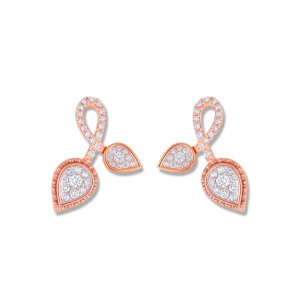 DIAMOND EARRING KK-58E