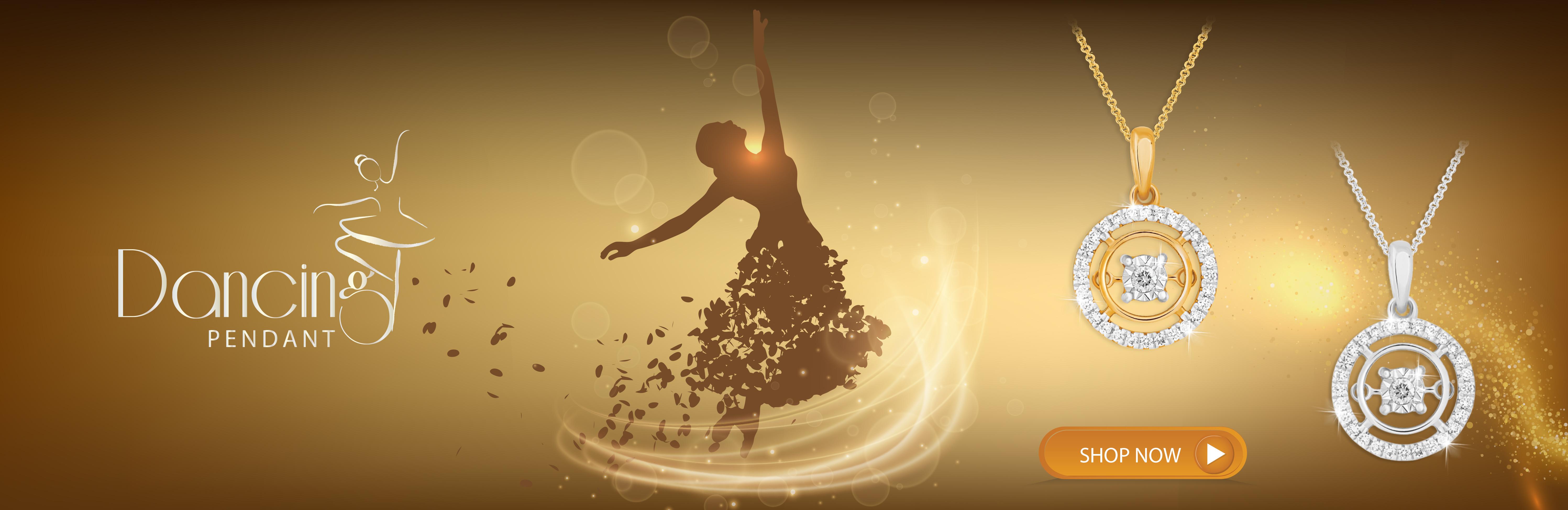 Dancing Pendants